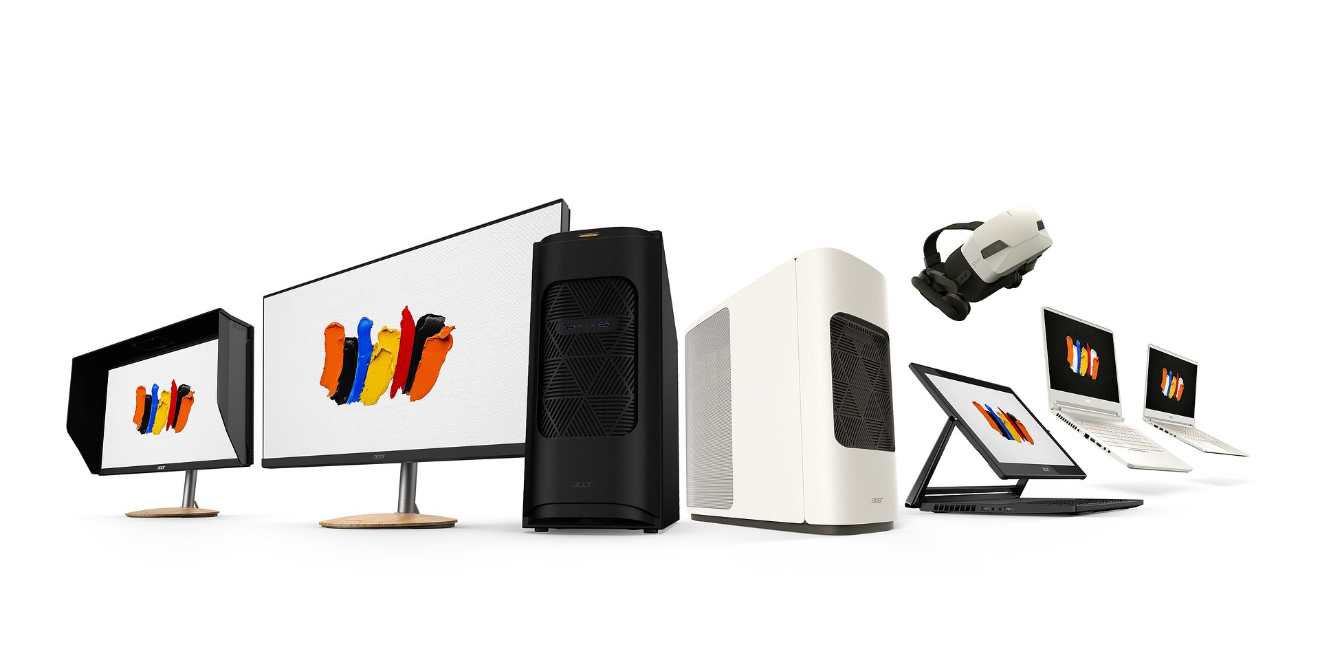[LV] Acer paziņo par ConceptD — pilnu produktu portfeli, kas radīts radošo profesiju pārstāvjiem