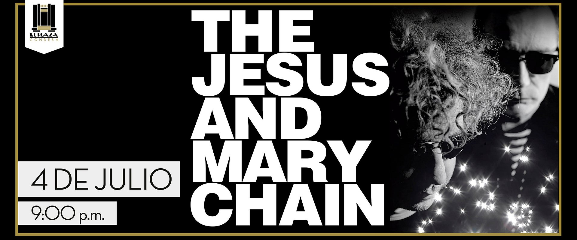 "The Jesus and Mary Chain regresa a México con ""Damage and Joy"""