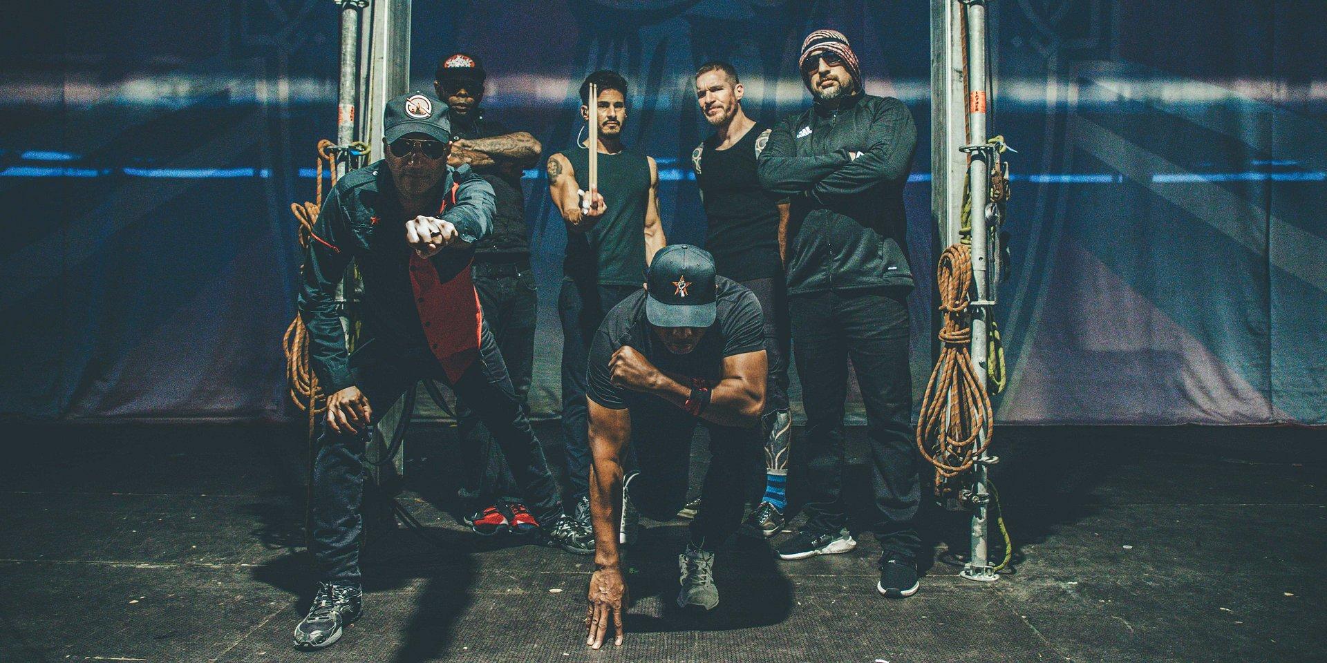 Amerykańska supergrupa Prophets Of Rage na tegorocznym Pol'and'Rock Festival!