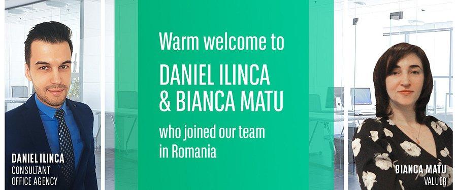 BNP Paribas Real Estate Romania strengthens its team