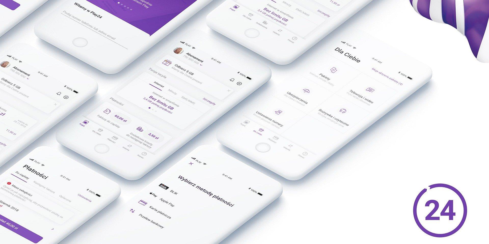 Nowa wersja aplikacji Play24