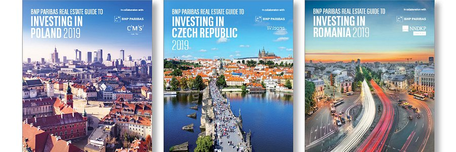 Rynek inwestycyjny w regionie Europy Środkowo-Wschodniej