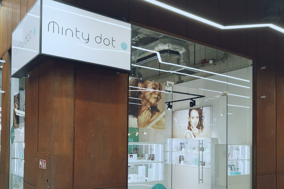 Nowy showroom Minty dot w Centrum Praskim Koneser