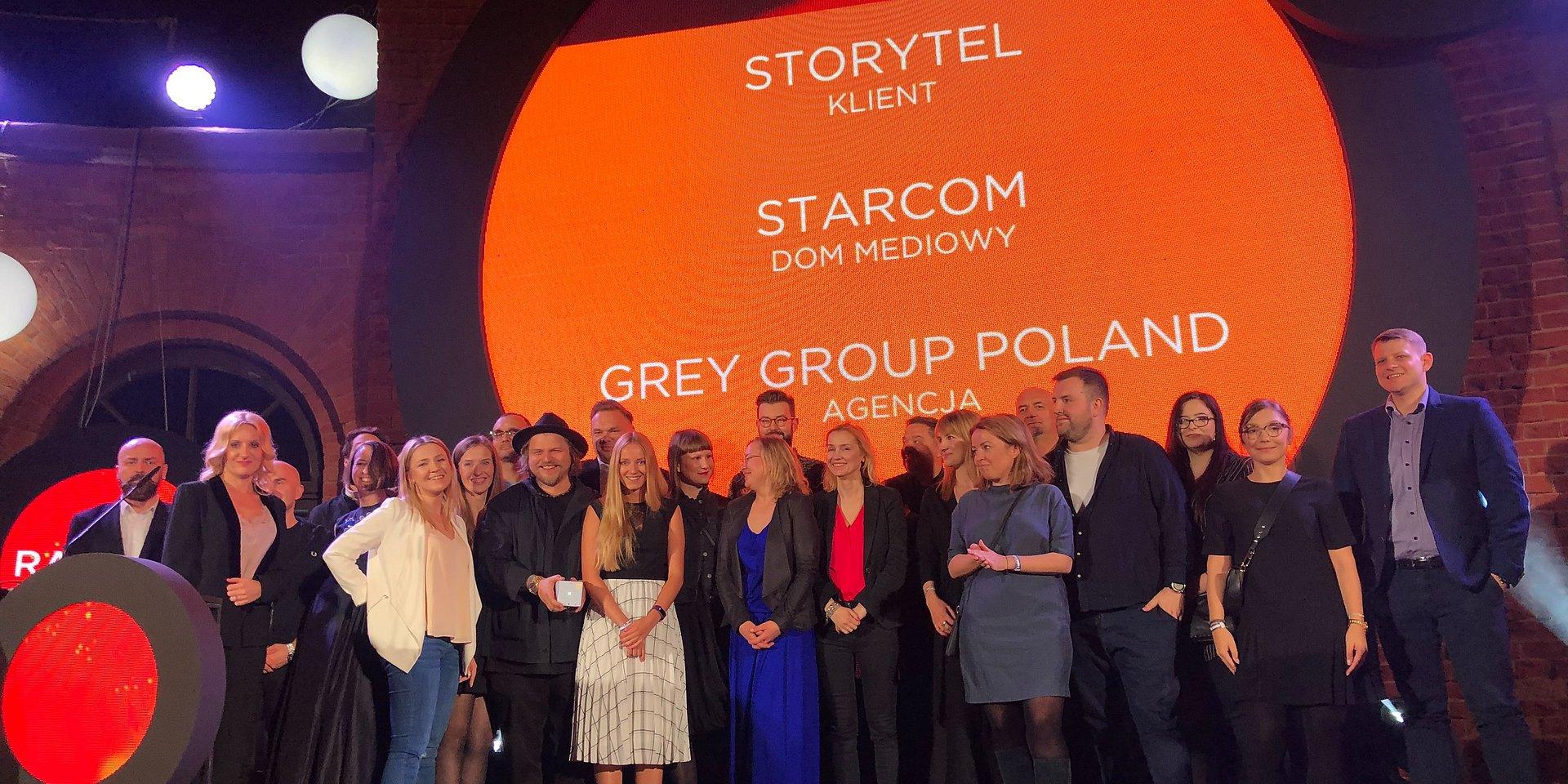 Dwa złota i tytuł najbardziej innowacyjnego klienta dla Storytel w konkursie Innovation 2019