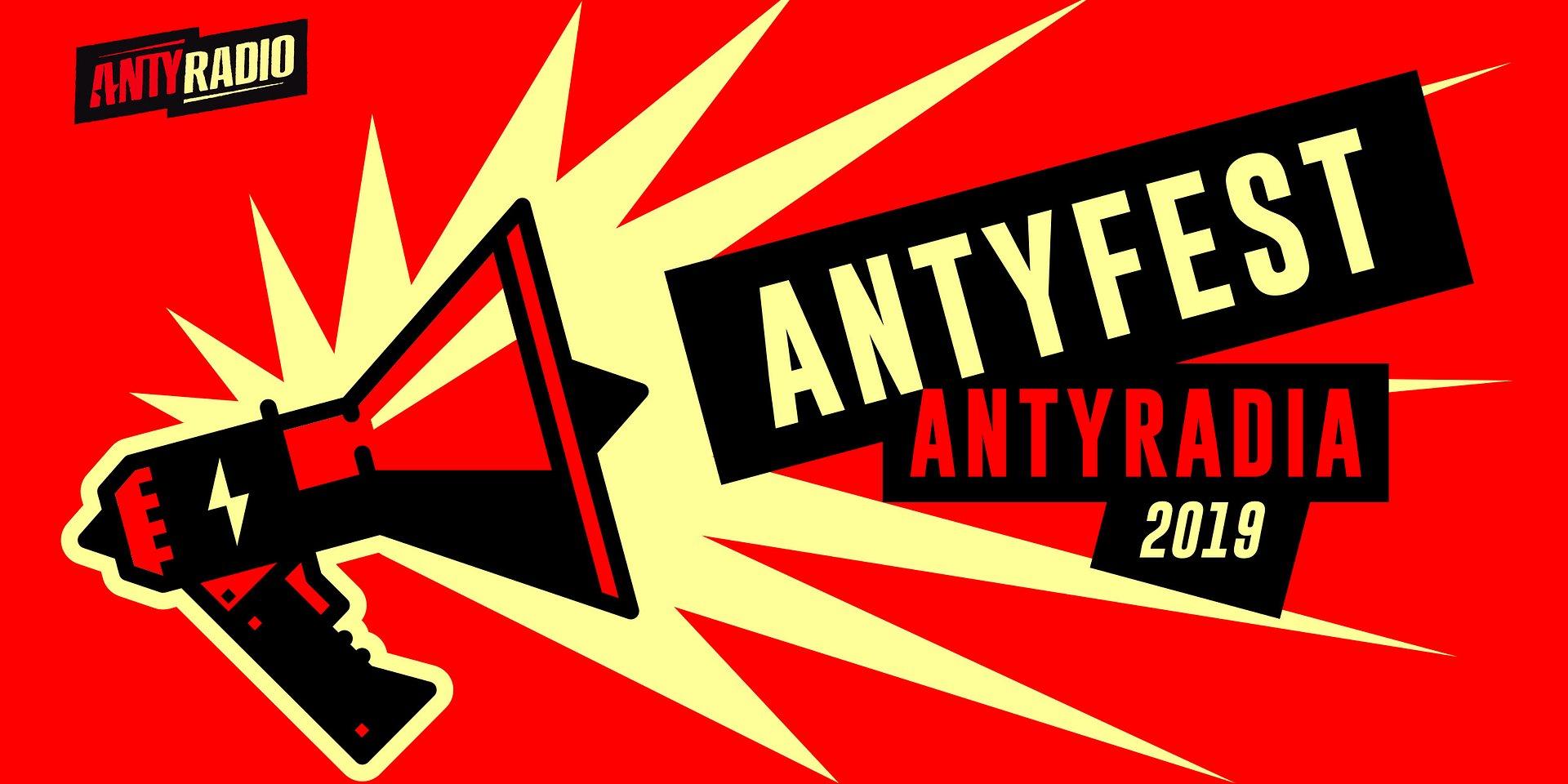 Wystartował Antyfest Antyradia 2019