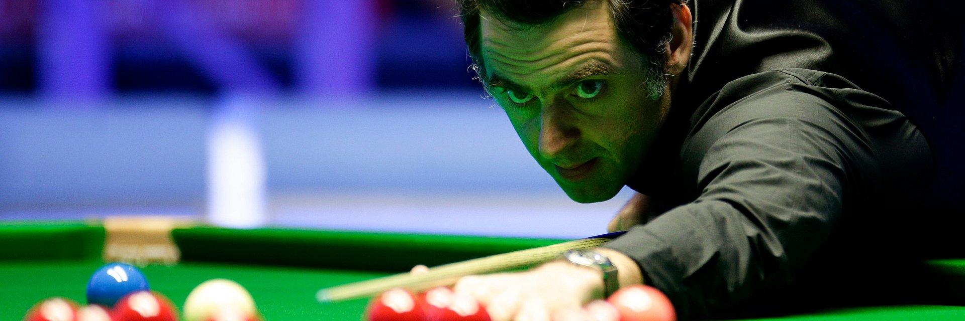 Mistrzostwa świata w snookerze od 20 kwietnia na żywo tylko w Eurosporcie 1 i Eurosport Playerze!