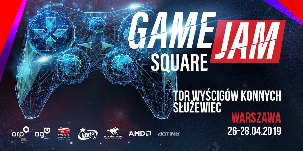Game Jam Square, czyli wsparcie agencji rządowej polskiego rynku gier. Impreza dla twórców gier i fanów wirtualnej rozrywki wskaże możliwości rozwoju branży gamingowej w Polsce