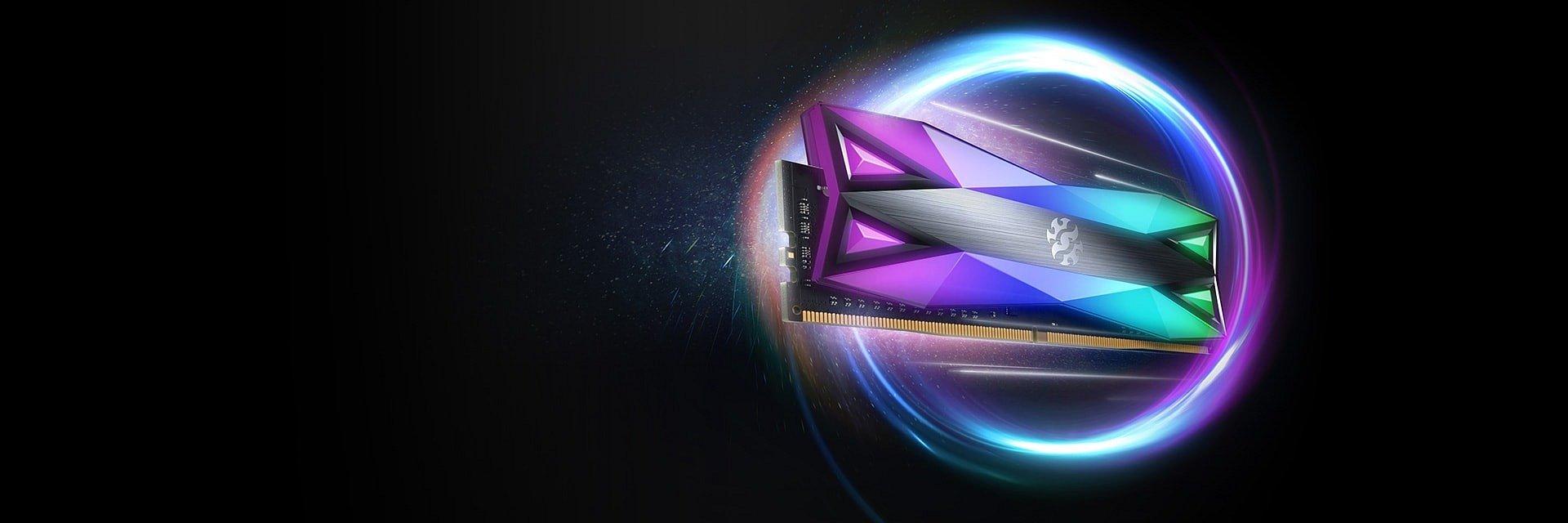 XPG SPECTRIX D60G – pamięci RAM z największym zagęszczeniem LED-ów