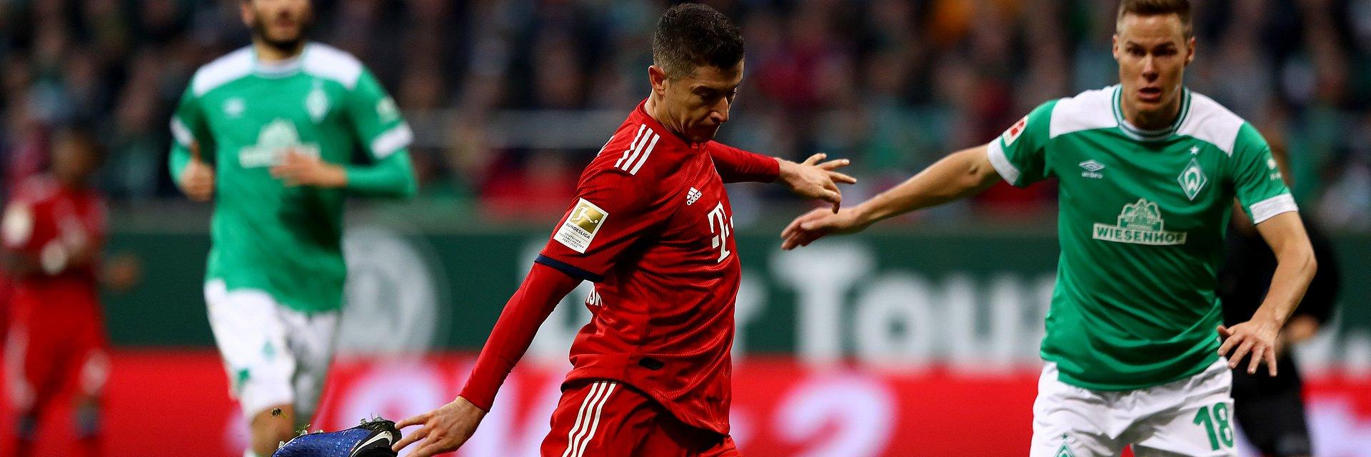 Półfinały Pucharu Niemiec na żywo tylko w Eurosporcie 1 i Eurosport Playerze
