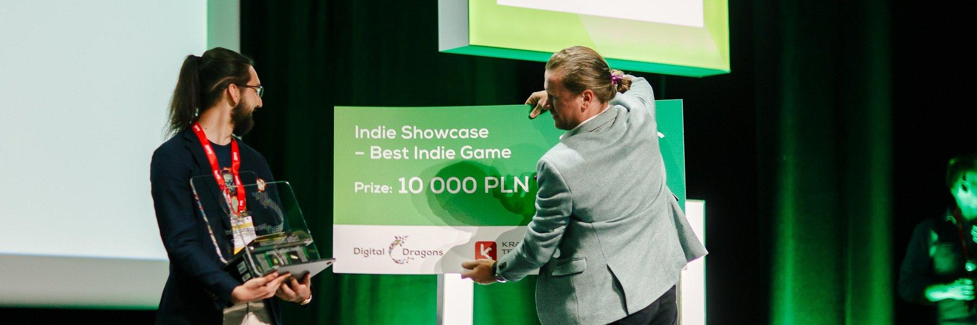 Znamy gry wybrane do Indie Showcase 2019. Tap Tap Games głównym sponsorem konkursu