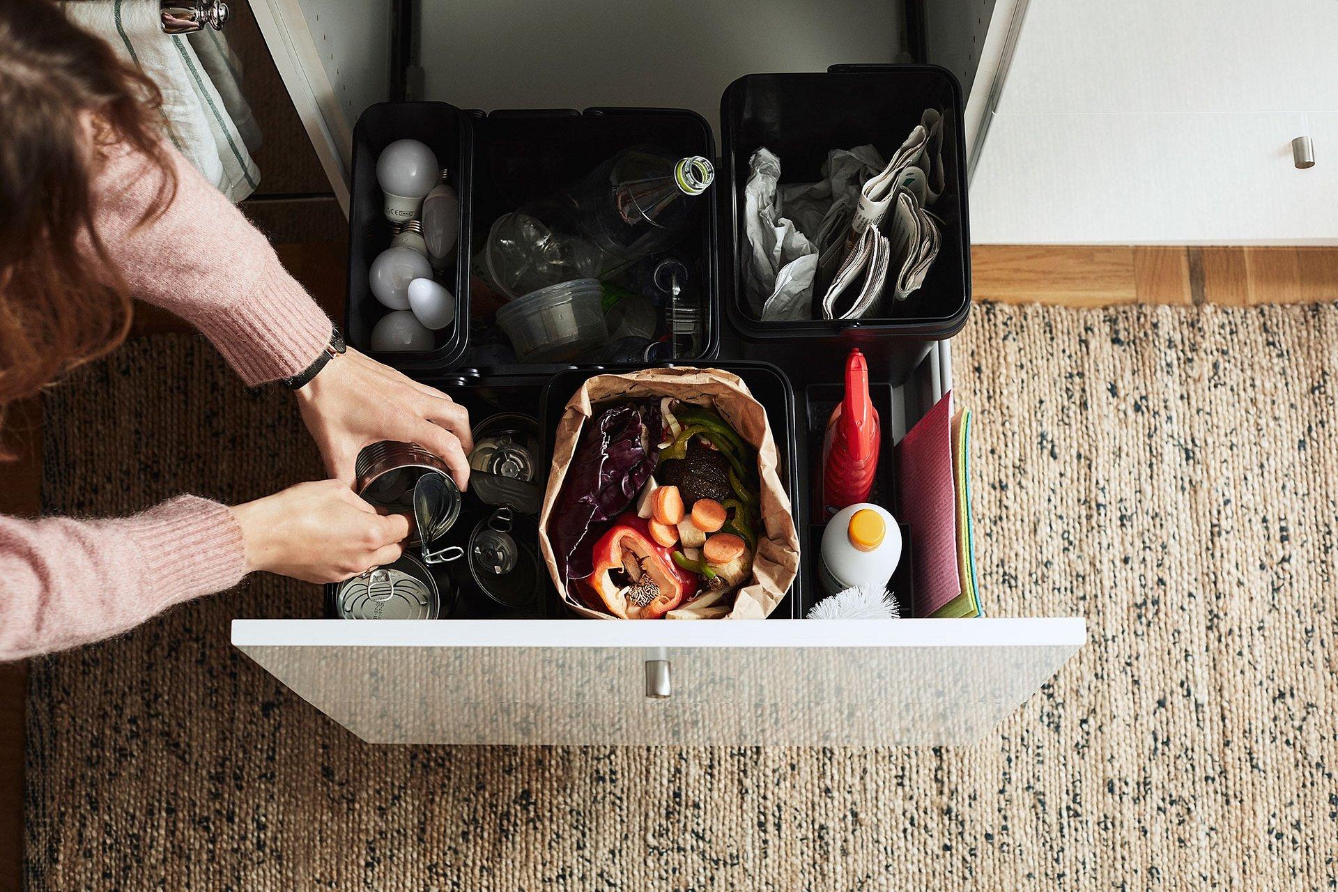 Małe kroki ku wielkiej zmianie: zadbaj z IKEA o dobry klimat już w domu.