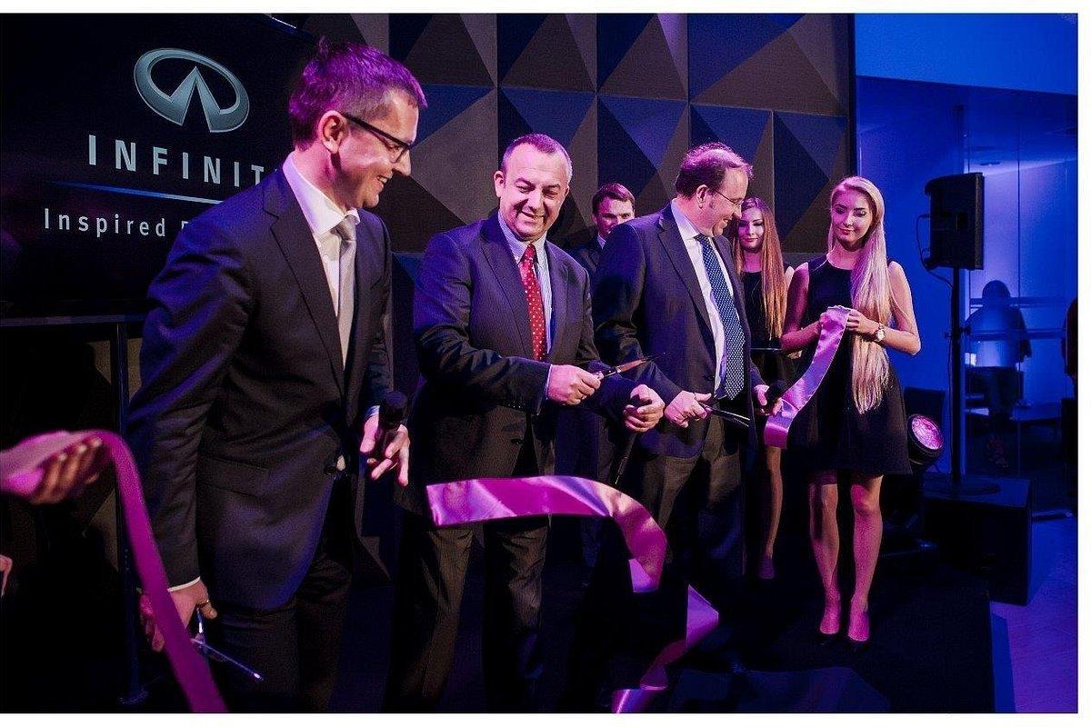 Światowa premiera konceptu Infiniti w Sosnowcu