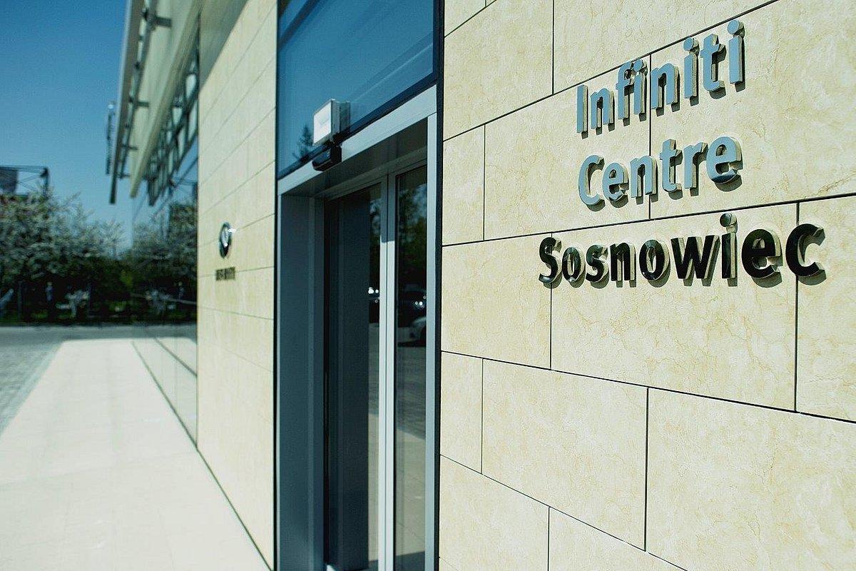 Nowy salon Infiniti i pierwsze miejsce w Europie