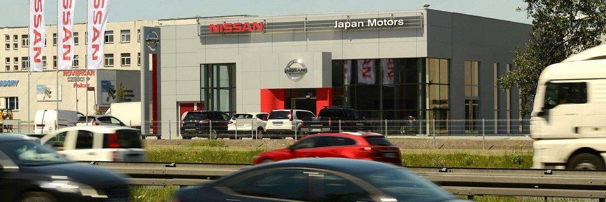 Jest Nissan, będzie Infiniti, a potem…