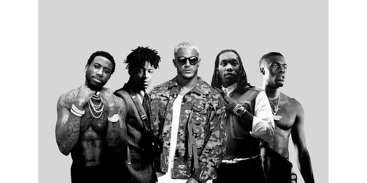 Współpraca na szczycie, czyli DJ Snake w nowym singlu z gwiazdami rapu