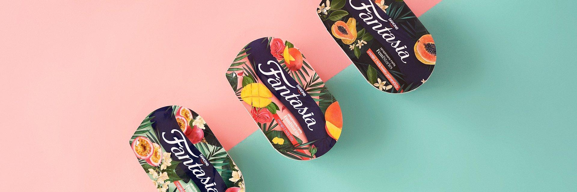 Fantasia rozkwita na wiosnę! Premiera smaków łączących owoce egzotyczne z nutami kwiatowymi.