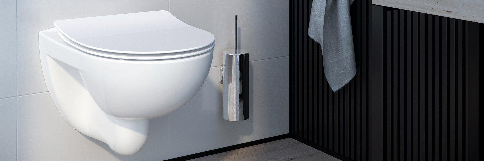 Zużywaj mniej wody i energii w łazience – z nową miską wc Victoria rimless to proste.