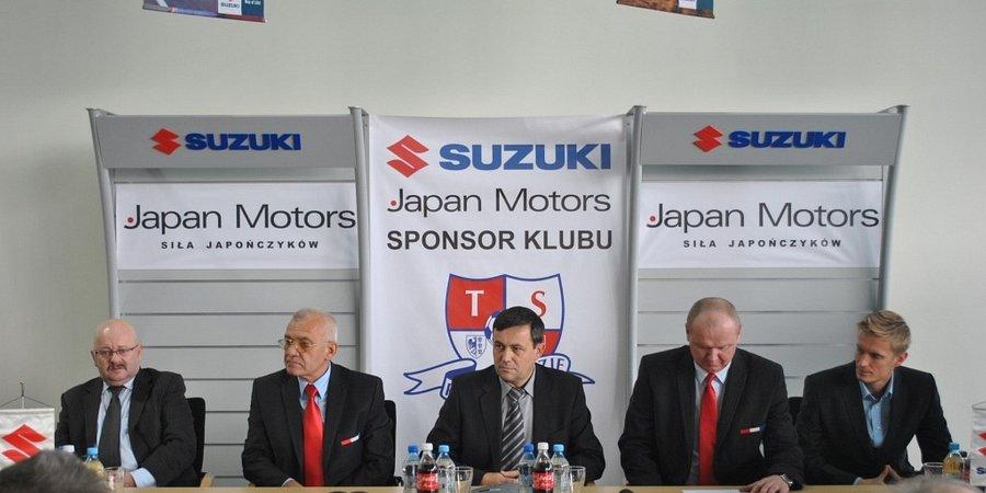 Suzuki i Japan Motors w ekstraklasie