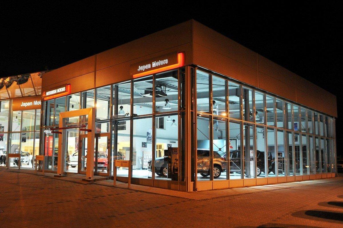 Mitsubishi Japan Motors także w Dąbrowie Górniczej