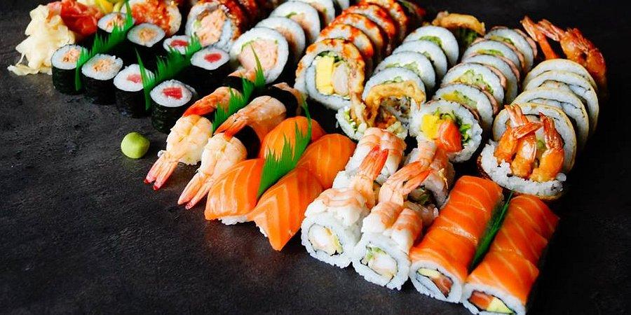 Noc Sushi w Grudziądzu
