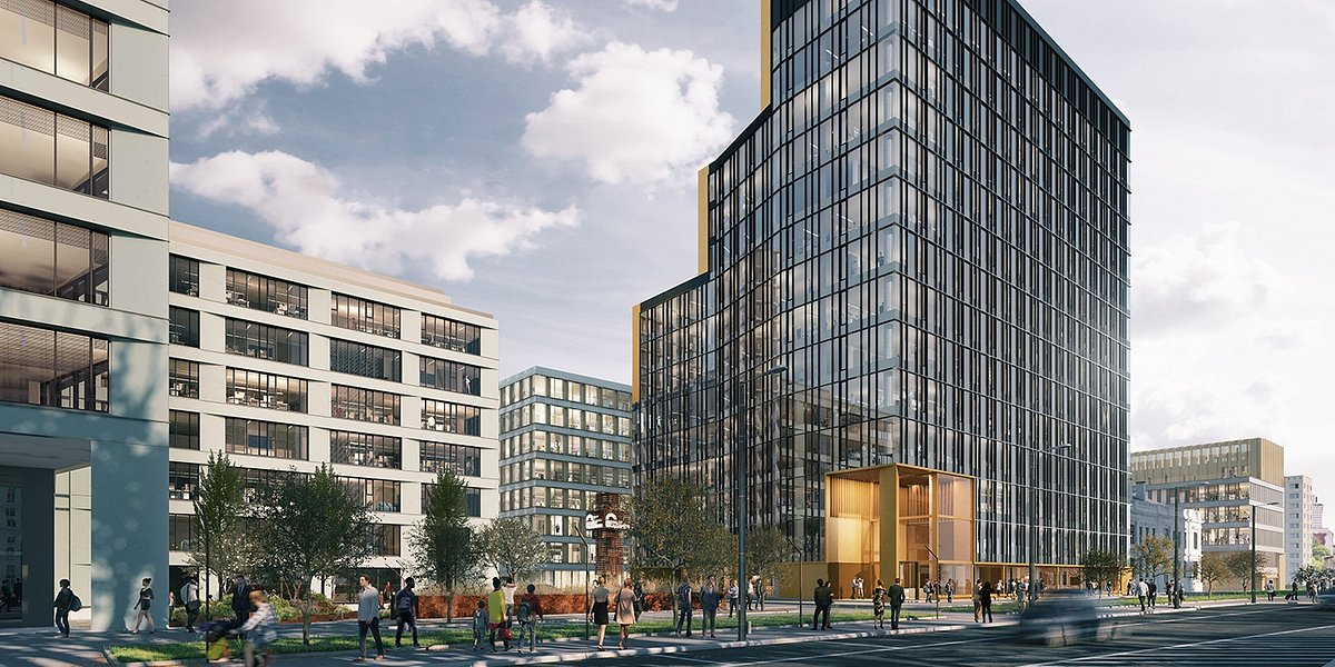 Bank Pekao supports revitalisation of the Warsaw Brewery area held by Echo Investment