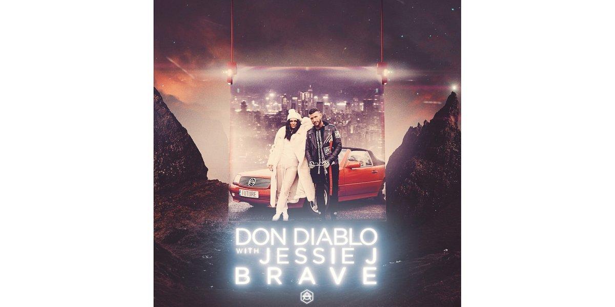 """Don Diablo łączy siły z Jessie J w """"Brave"""""""