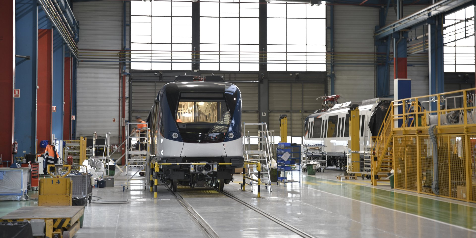 Oddano do eksploatacji innowacyjne rozwiązania Alstomu przeznaczone dla drugiej linii metra w Panamie