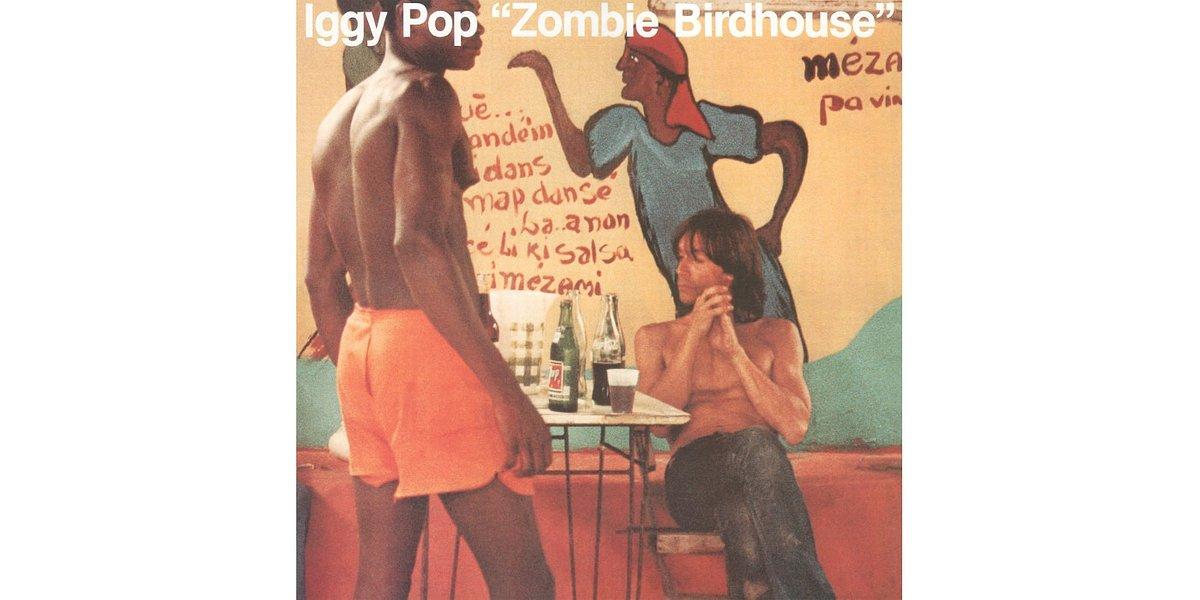 """""""Zombie Birdhouse"""" Iggy'ego Popa – reedycja w czerwcu"""