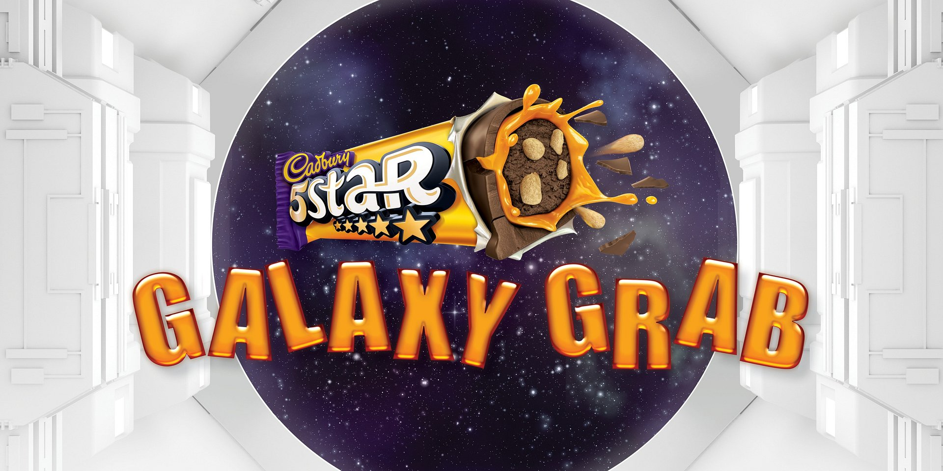 Cadbury 5Star hits fans with another banging promo! Enter NOW for your chance to win bomb-ass weekly prizes and the main prize of a VW Polo Beats #5StarGalaxyGrab