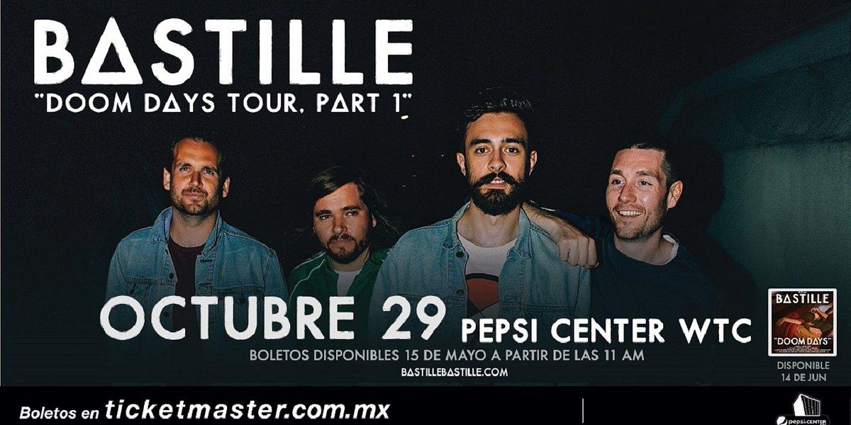 Bastille llegará a la Ciudad de México con nuevo disco: Doom Days