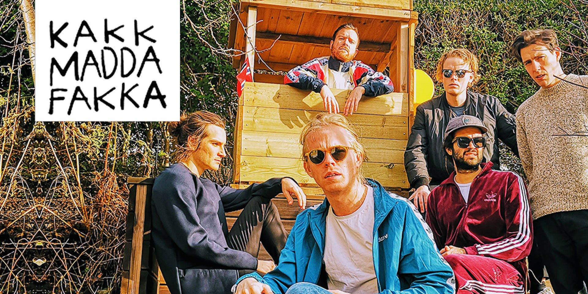 Kakkmaddafakka regresa a El Plaza con nuevo disco
