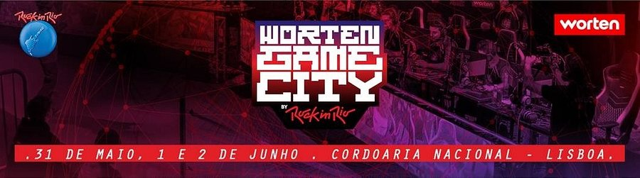 Worten Game City anuncia primeiros destaques da programação