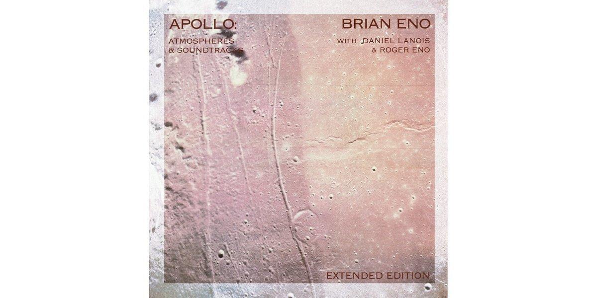 Celebruj 50-lecie lądowania na Księżycu z Brianem Eno
