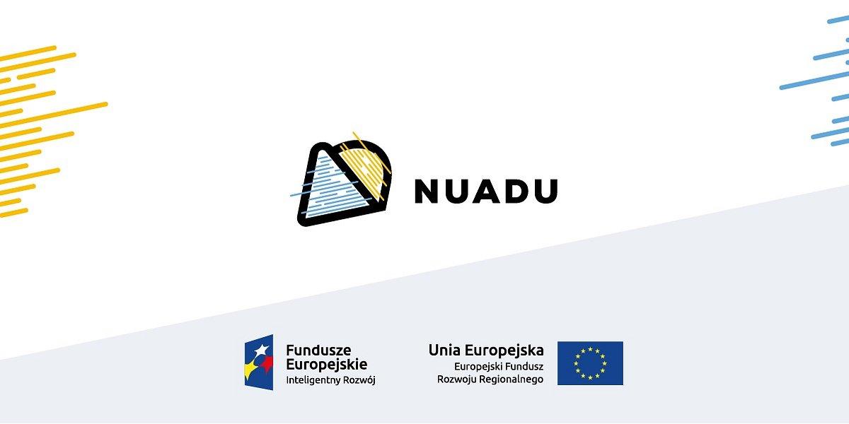 NUADU Sp. z o.o. realizuje projekt dofinansowany z Funduszy Europejskich