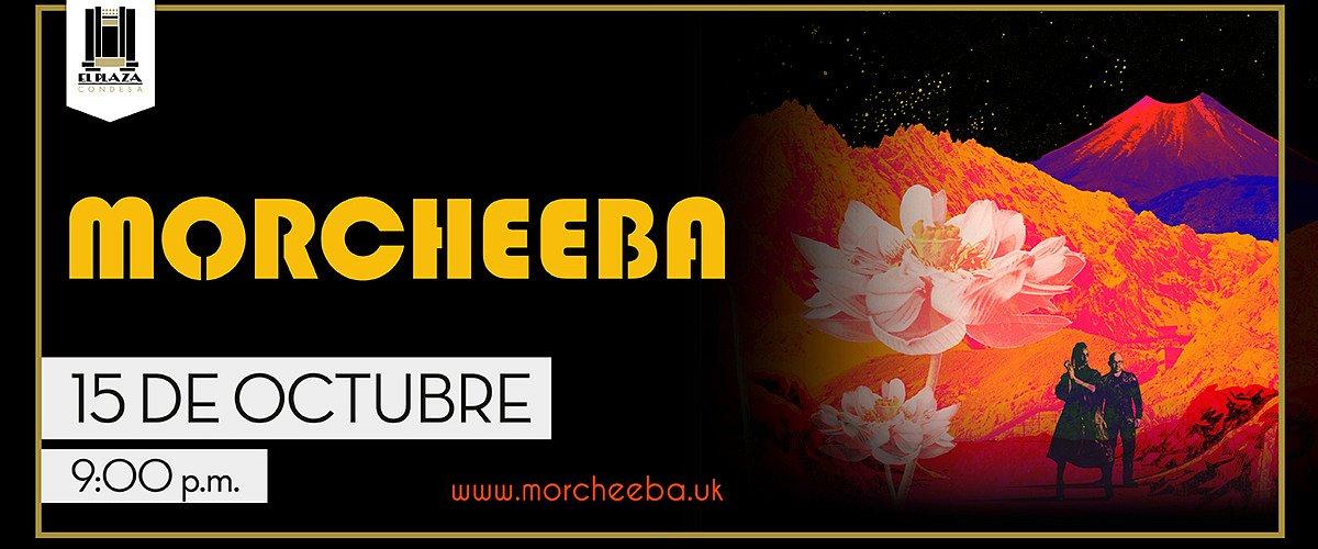"""Morcheeba estará de regreso en El Plaza Condesa con """"Blaze Away"""""""