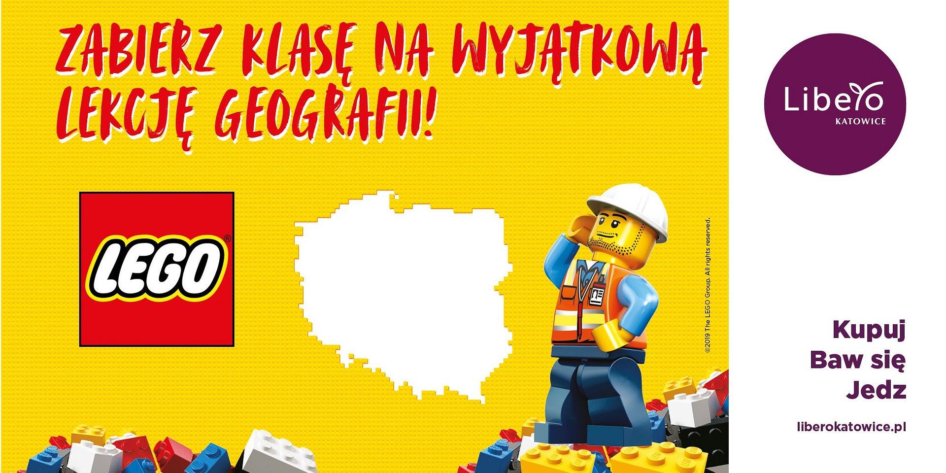Libero Katowice zaprasza na wyjątkową lekcję geografii!