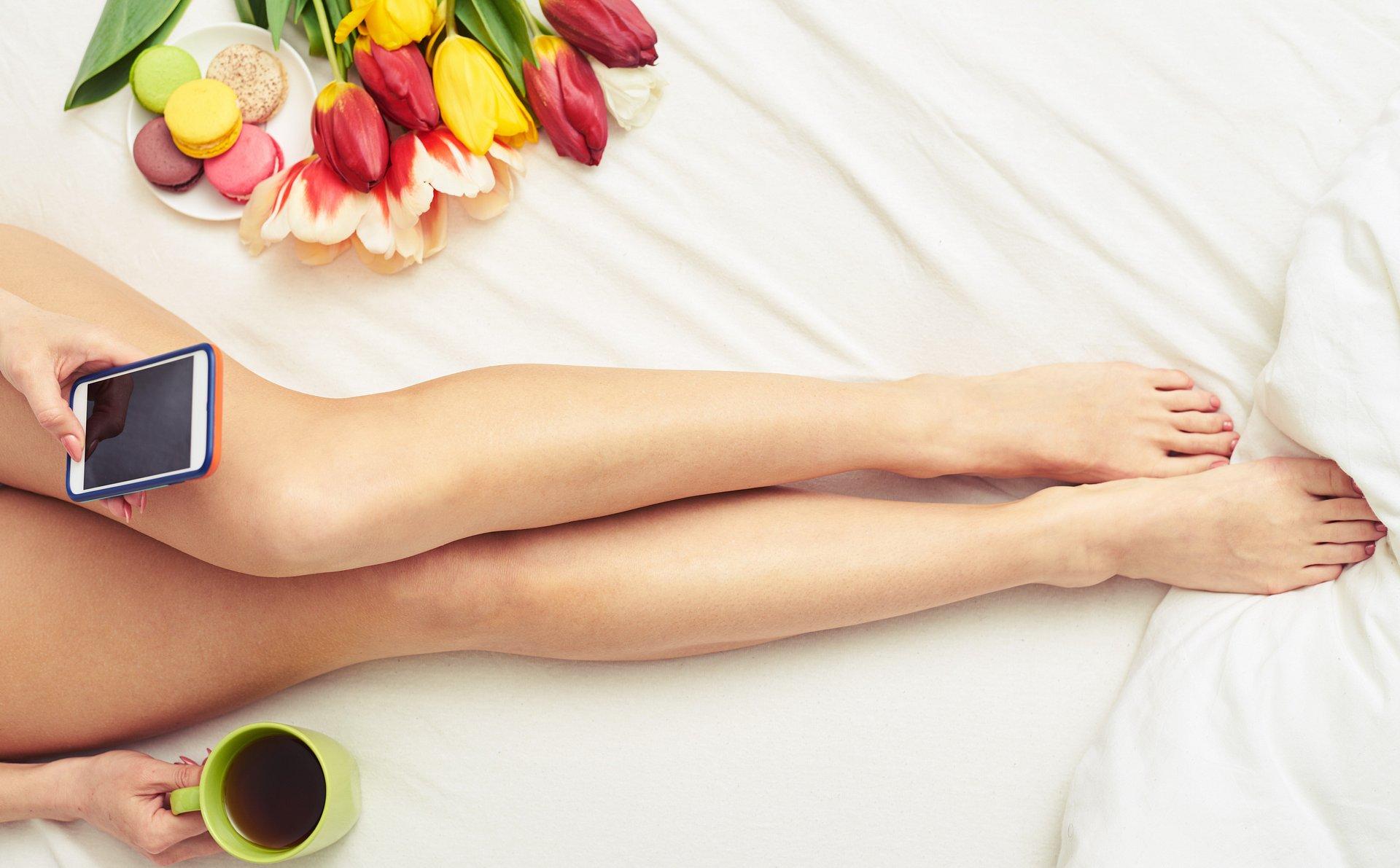 5 sposobów na lekkie i zdrowe nogi