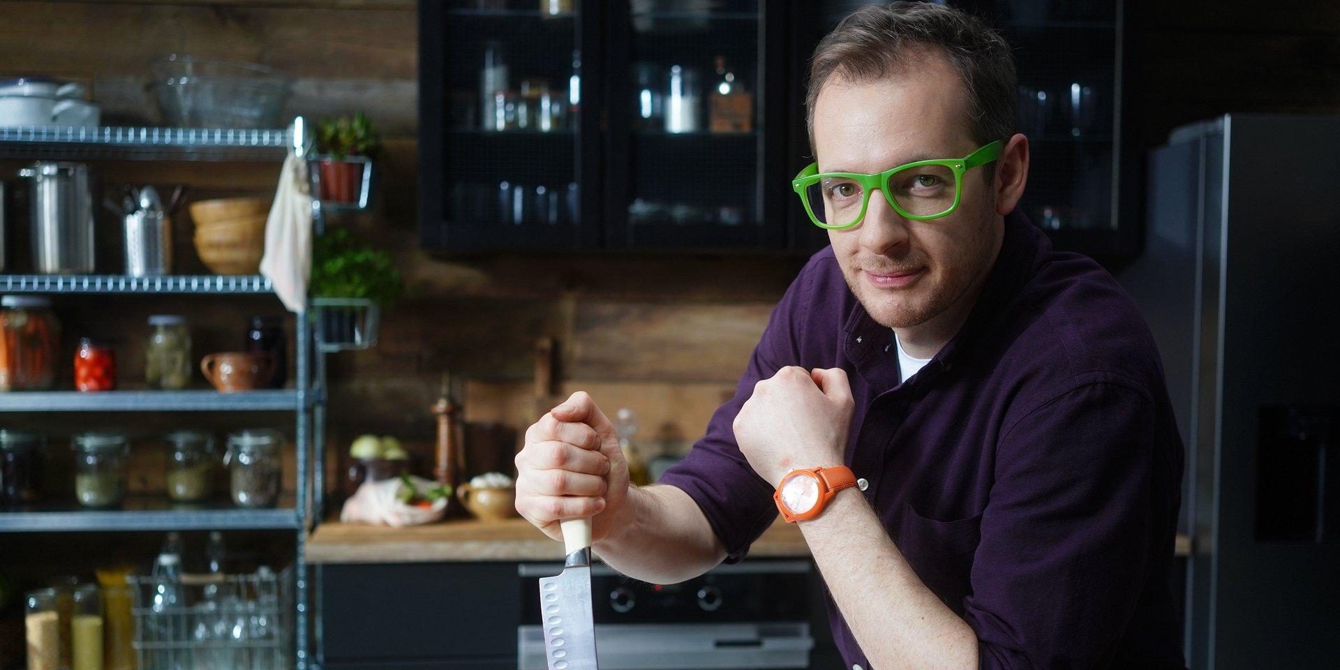 Program Tadeusza Müllera na antenie Food Network już 12 maja!