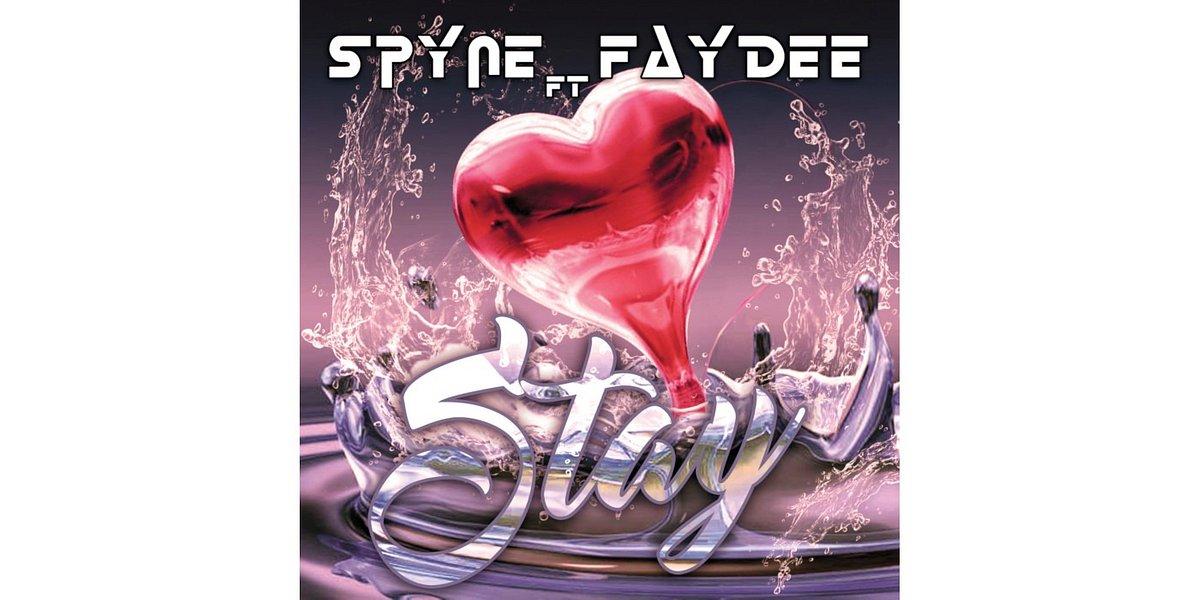 """Spyne i Faydee z utworem """"Stay"""""""