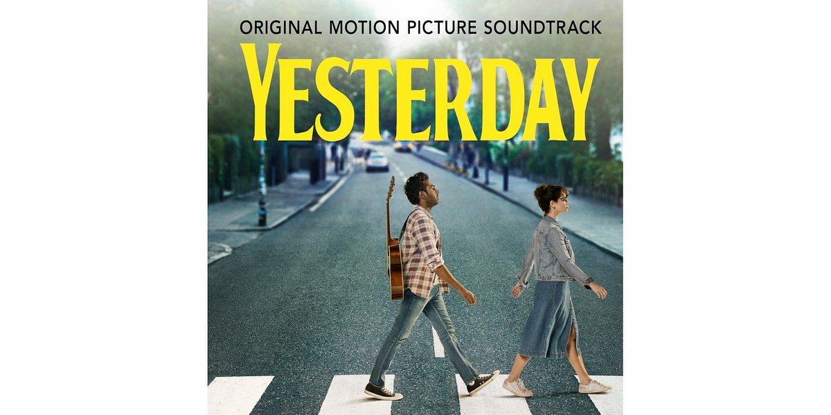"""""""Yesterday"""" – świat bez muzyki Beatlesów nie byłby możliwy. Zamów soundtrack do filmu!"""