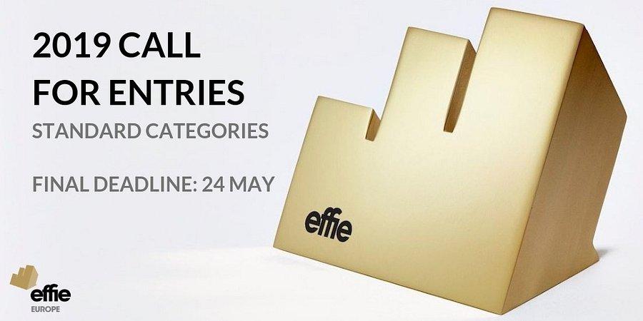 Effie Europe 2019!