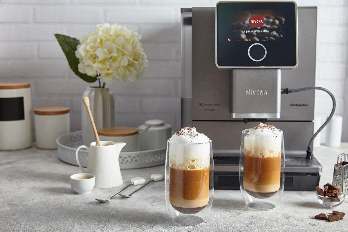 Kofeinowa dawka energii z nową linią ekspresów Nivona