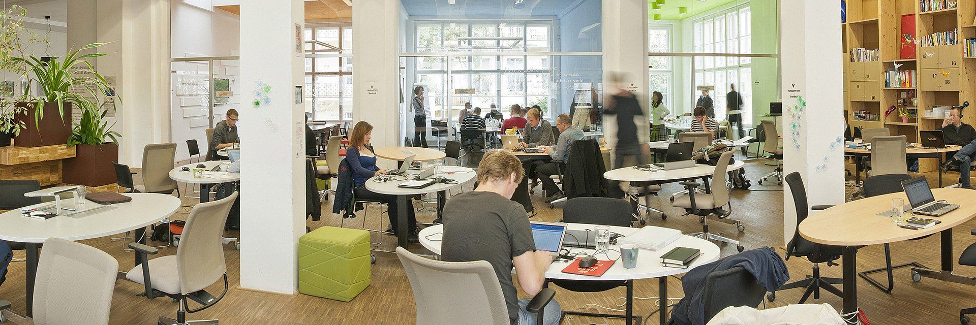 Znamená boom coworkingů synergii nebo kanibalismus?