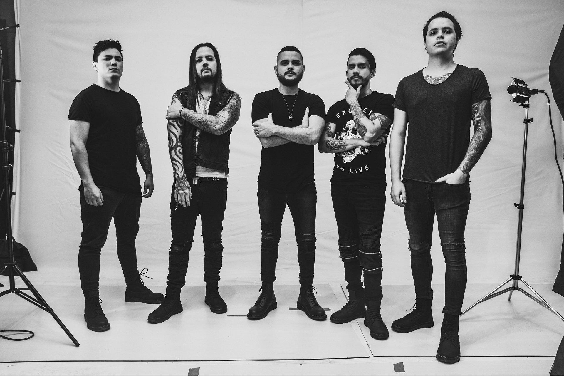 De Costa Rica para México llegará el potente y explosivo rock alternativo de Akasha