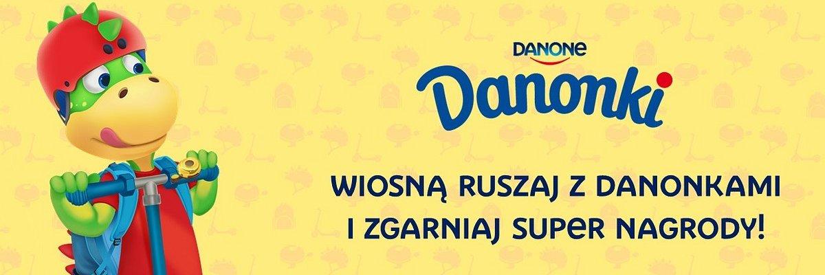 Wiosna zachęca do działania na świeżym powietrzu! Loteria Danonków potrwa do 26 maja.