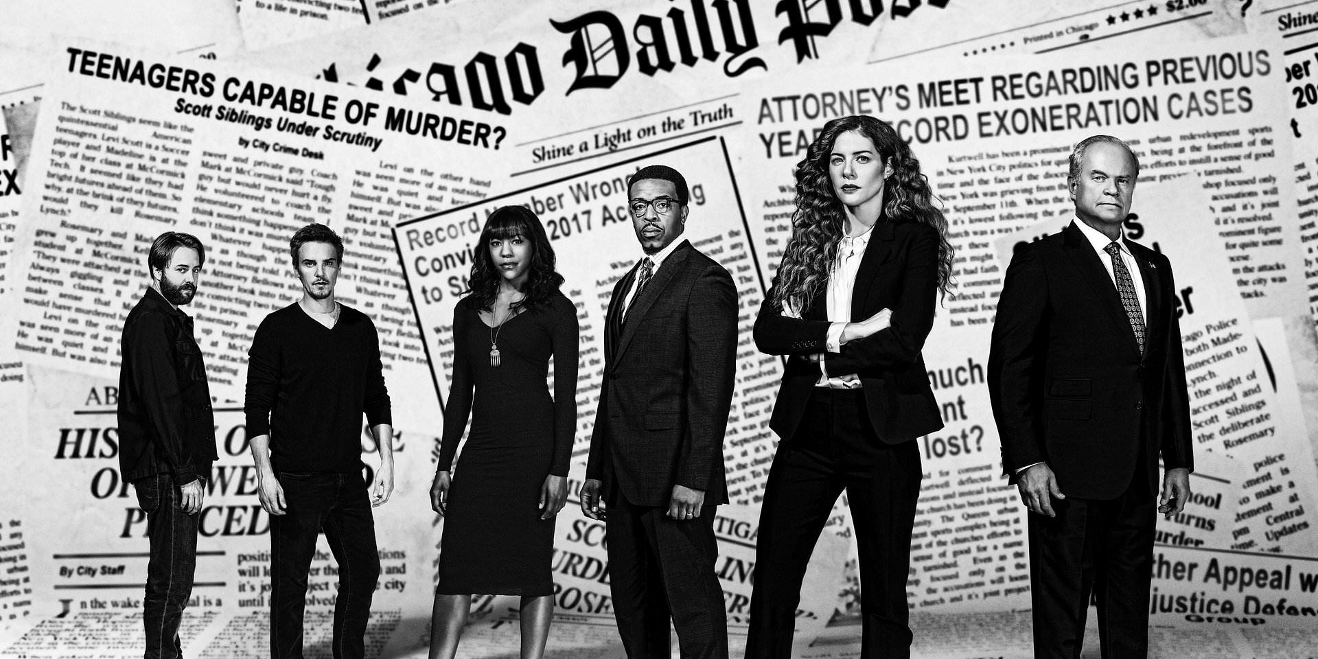 """Lustrzane odbicie sprawiedliwości. Premiera """"Dowodu niewinności"""" na kanale FOX!"""