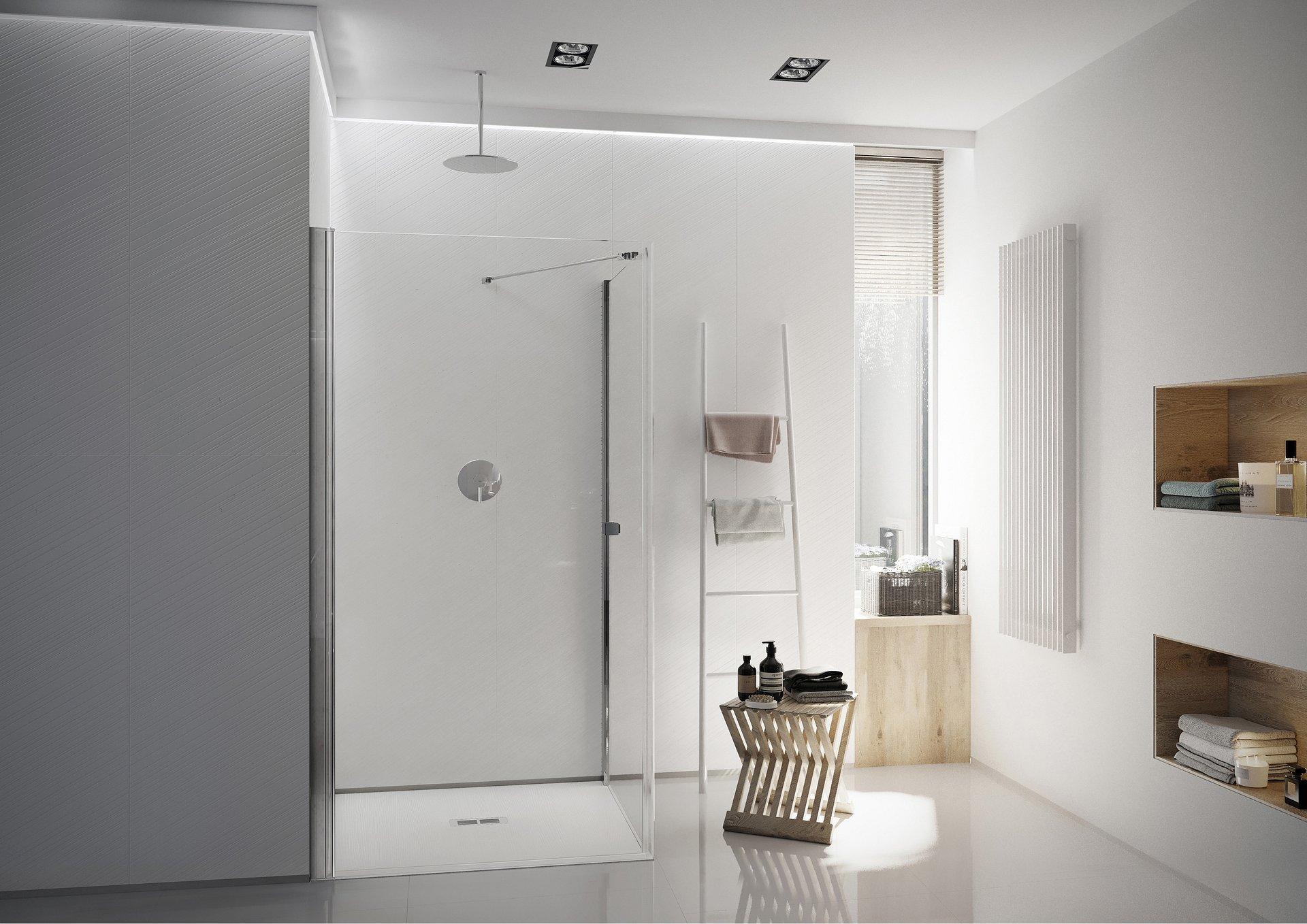 Teraz ty decydujesz jak ma wyglądać twoja strefa relaksu. Capital - minimalistyczne kabiny prysznicowe Roca dają wiele możliwości.