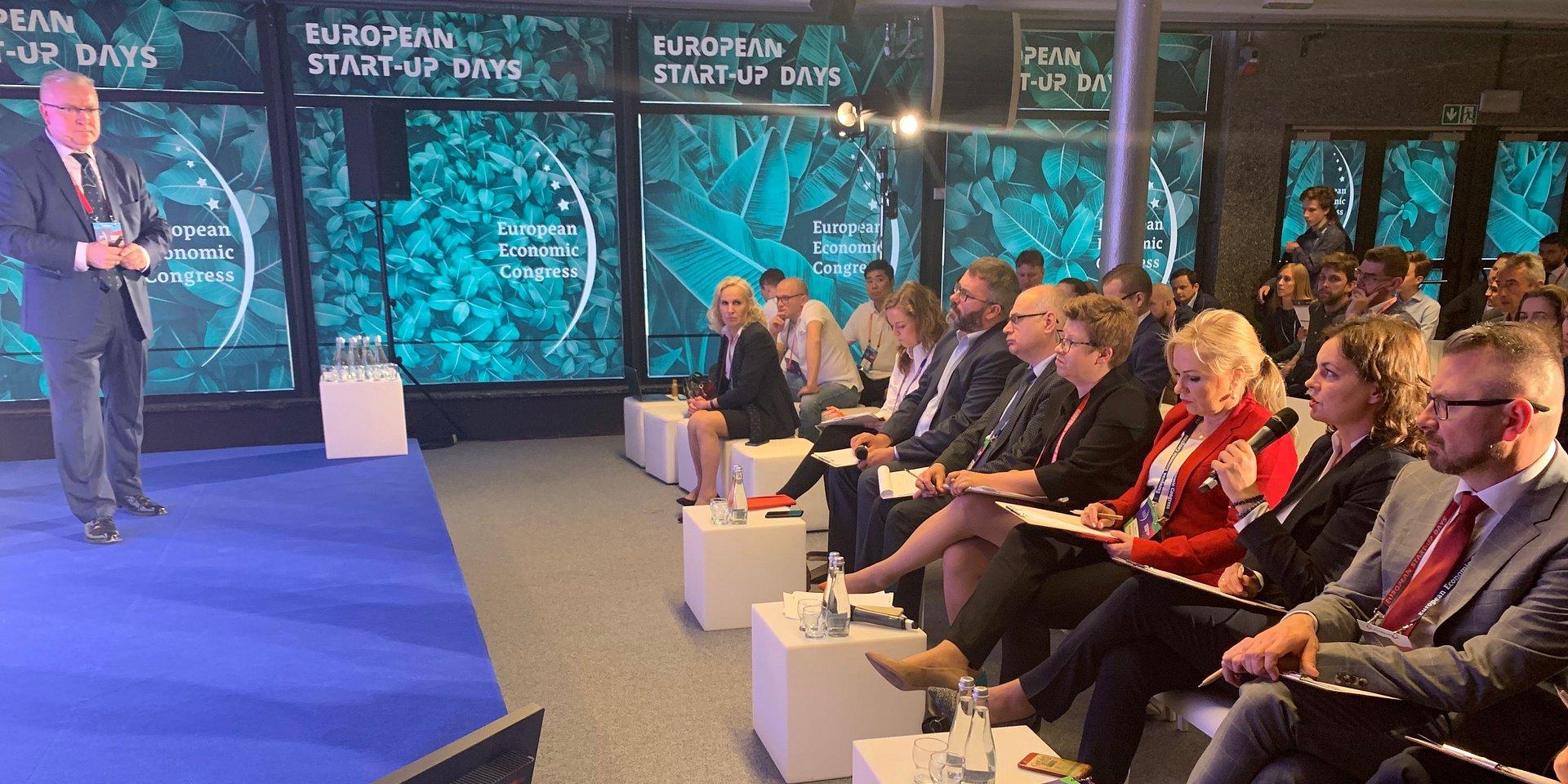 Adamed na XI Europejskim Kongresie Gospodarczym