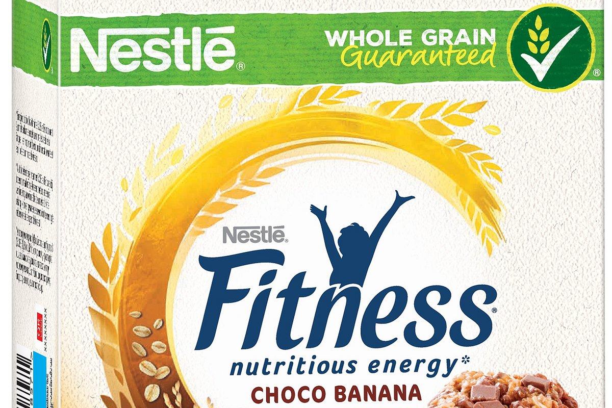 Nestlé lança nova barra de cereais FITNESS CHOCO BANANA