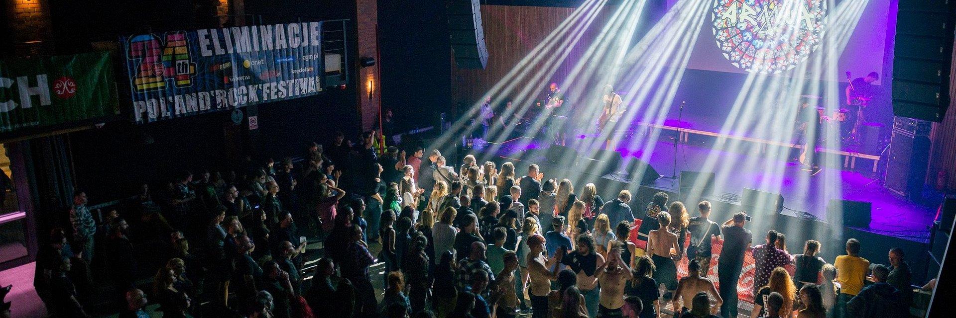 W najbliższą sobotę w Gdańsku Eliminacje do Pol'and'Rock Festival!